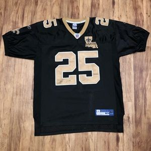 Reebok Other - Reggie Bush autographed Saints jersey. 9cdea07e5